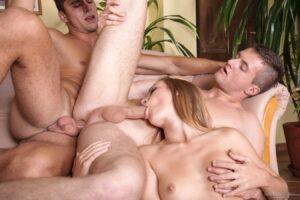biseksualna orgijanja