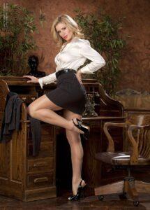 sexy mamica sekretarica